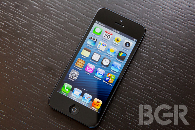 iPhone 5 Demand Robust