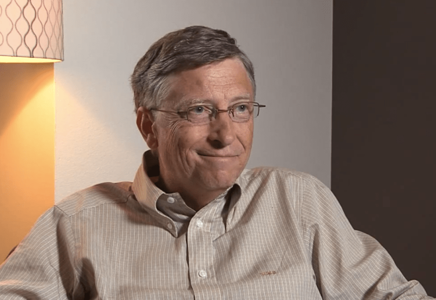 Bill Gates Interview Windows