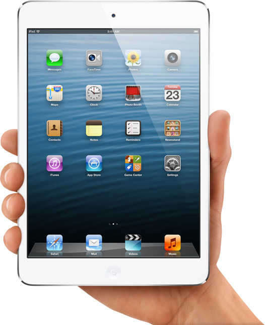 iPad Mini Sales Opening Weekend