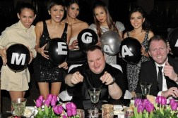Kim Dotcom Mega Launch