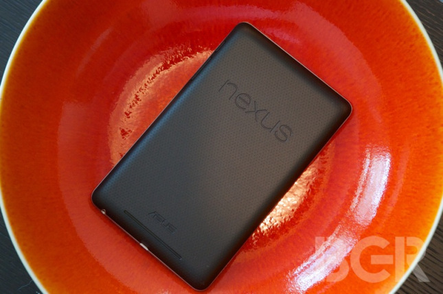 Google Nexus 7 Global Shipments