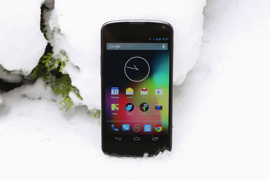 Google Nexus 4 Availability