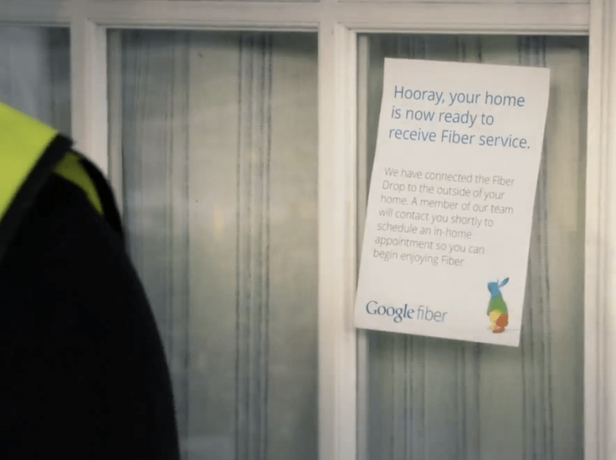 Google Fiber Additional Rollouts