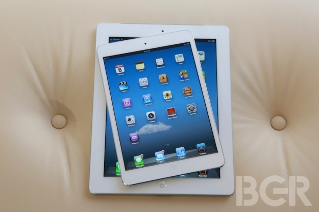iPad Mini Shipments