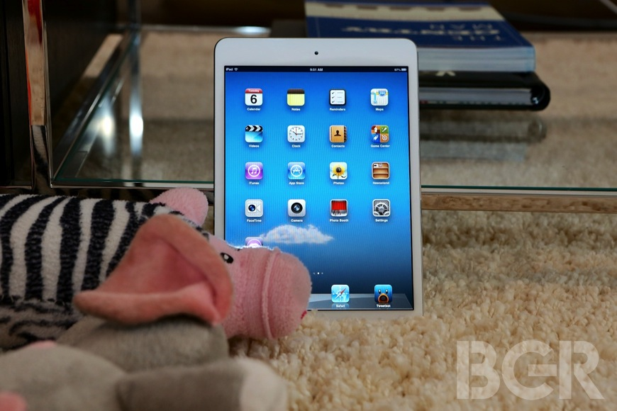 iPad Mini 2 Rumor