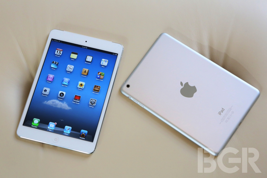 Samsung iPad Mini Component Supply Rumor
