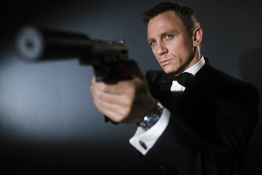 James Bond Skyfall Plot