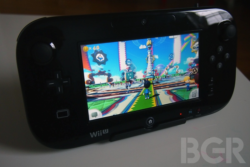 Wii U GamePad PC Games