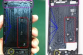 Purported first images of Apple's iPhone 5S leak - Image 1 of 2