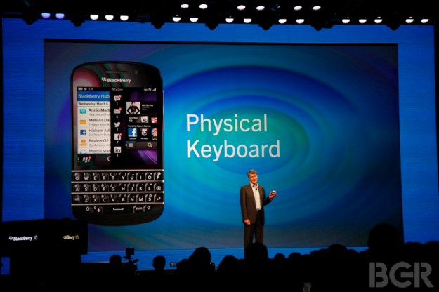 BlackBerry Patent Portfolio Bidding War