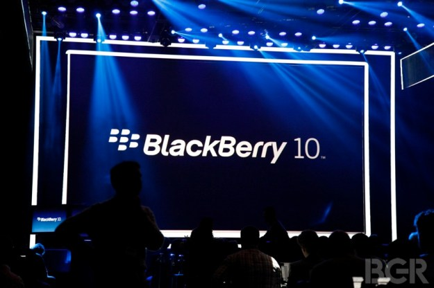BlackBerry Flagship Launch