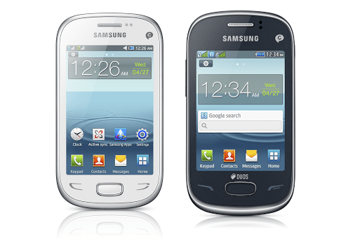 Samsung REX Feature Phone