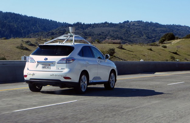 Google Driverless Car Hands-on
