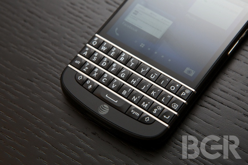 BlackBerry Market Share Collapse