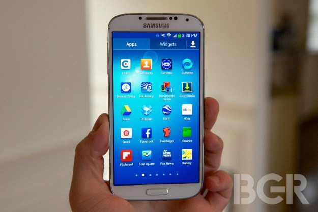 Samsung Galaxy S4 Sales