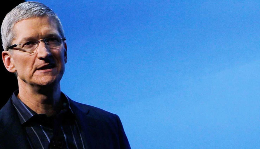 Tim Cook Interview Video