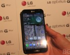 Optimus G Pro hands-on - Image 1 of 4