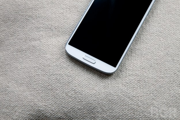 Galaxy S5 Design, Fingerprint Features