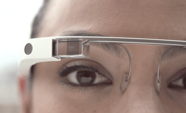 Google Glass Driving Ticket