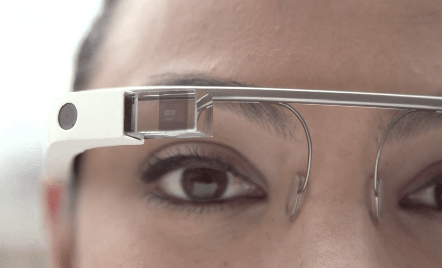 Google Glass Demonstration Video