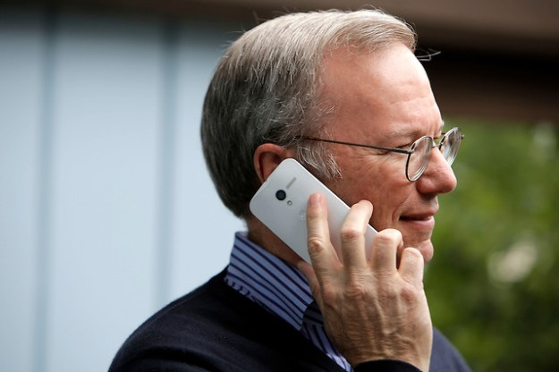 Google Chairman Schmidt Android User Guide