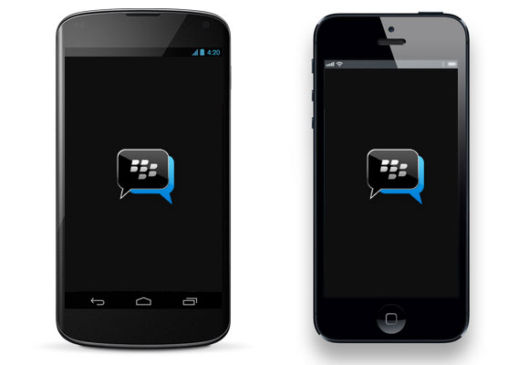 BBM for Android 2.3 Gingerbread