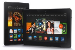 Amazon Kindle Fire HDX Release Date