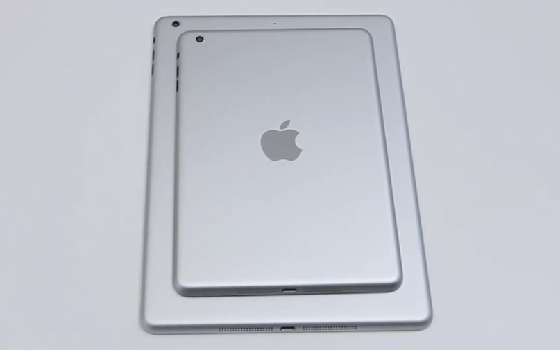 iPad Mini 2 Leaked Video