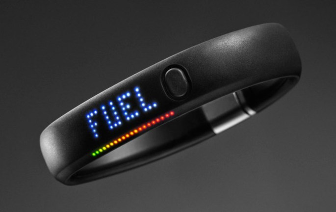 Apple Nike Fitness Tracker