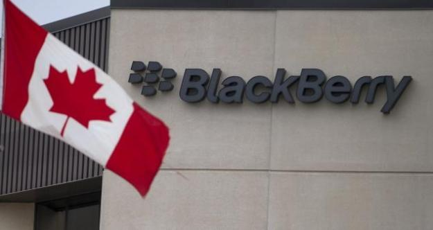 BlackBerry Hires Enterprise Services Executive
