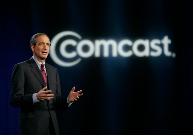 Comcast CEO Interview