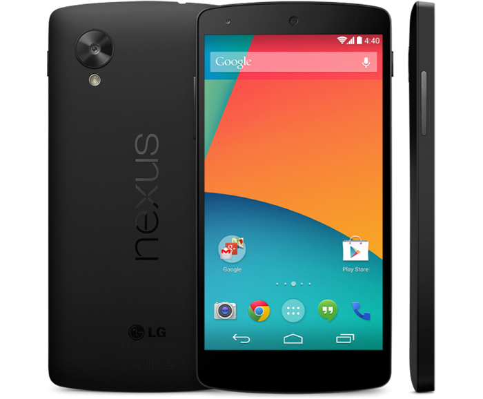 Nexus 5 Picture Leaked