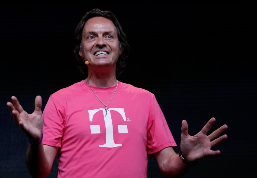T-Mobile Spectrum Investment $2 Billion