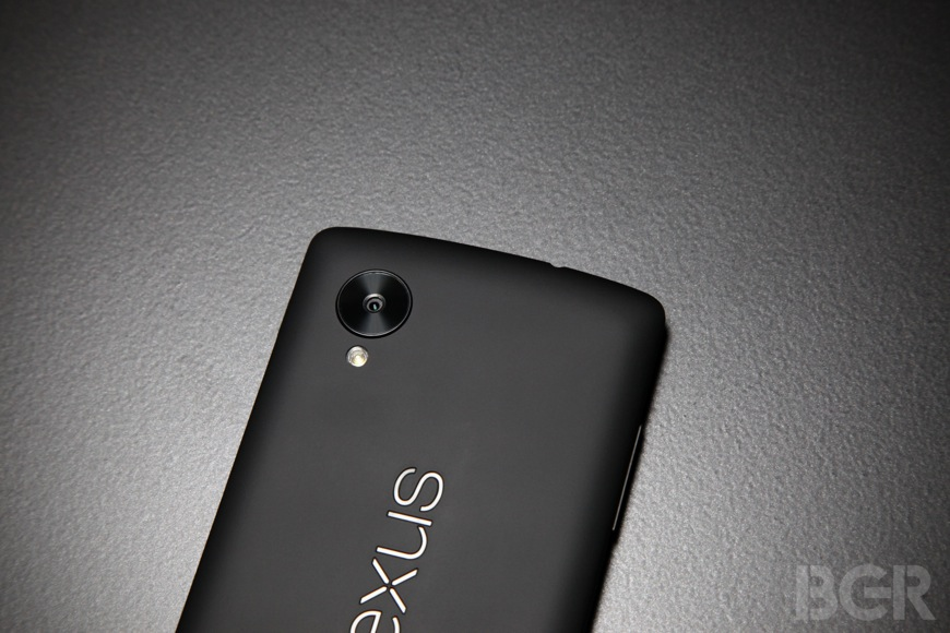 Nexus 5 Review Camera