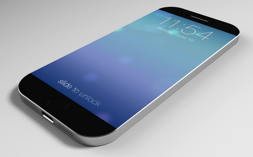 iPhone 6, Galaxy S5 Flexible Display