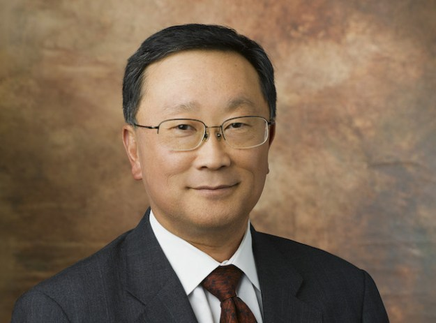 BlackBerry CEO Compensation
