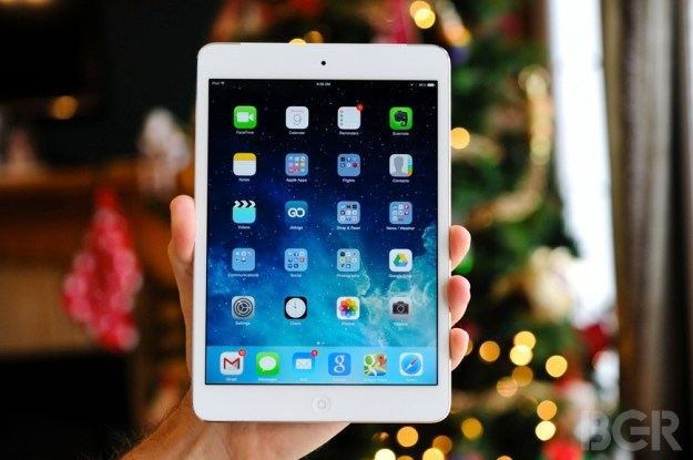 Apple iPad Q1 2014 Sales Estimate