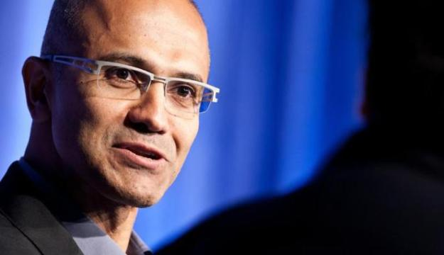 Microsoft CEO Candidate Nadella Interview