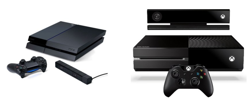 PS4 Xbox One Sales Predictions