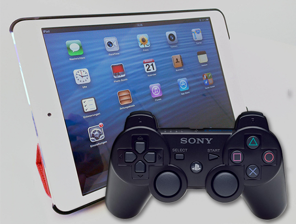 PlayStation 3 Controller iPhone iPad Jailbreak