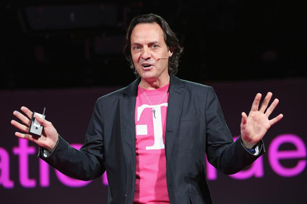 T-Mobile Uncarrier Verizon AT&T Sprint