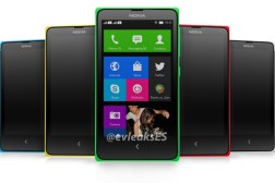 Nokia X Performance Tests