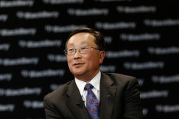 BlackBerry CEO Chen Interview