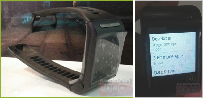 Google Nexus Smartwatch Leak