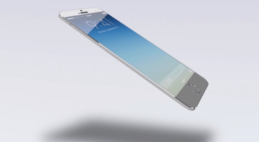 iPhone 6 Concept Design Specs