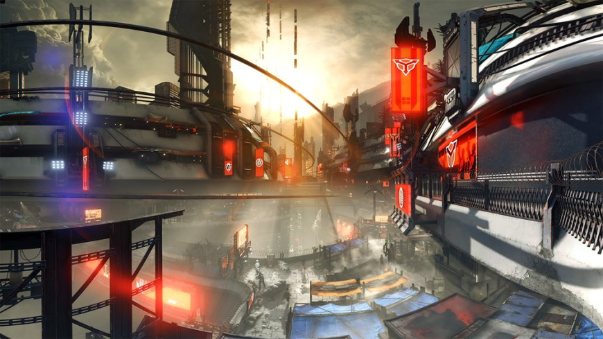 PlayStation 4 Killzone Shadow Fall