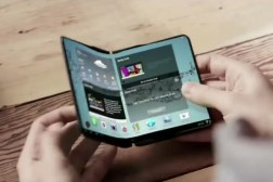 Samsung Flexible Tablet Laptop Project