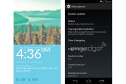 OnePlus One CyanogenMod 11S Operating System