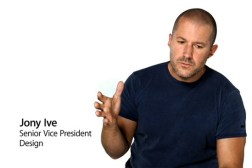 Apple iOS Design Jony Ive