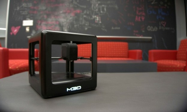 Micro 3D Printer Kickstarter Funding